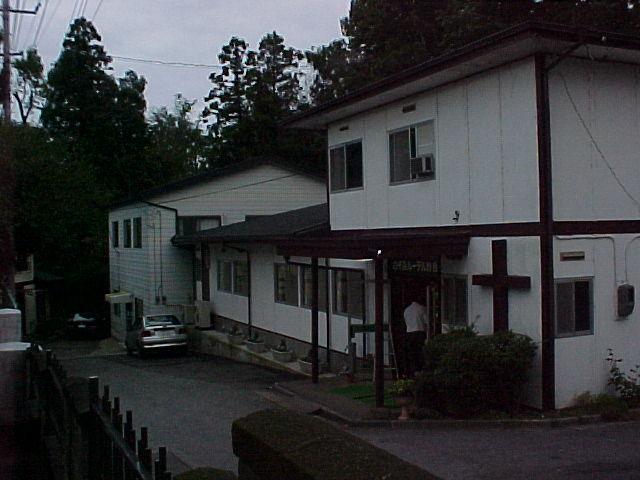 Tsuchiura church